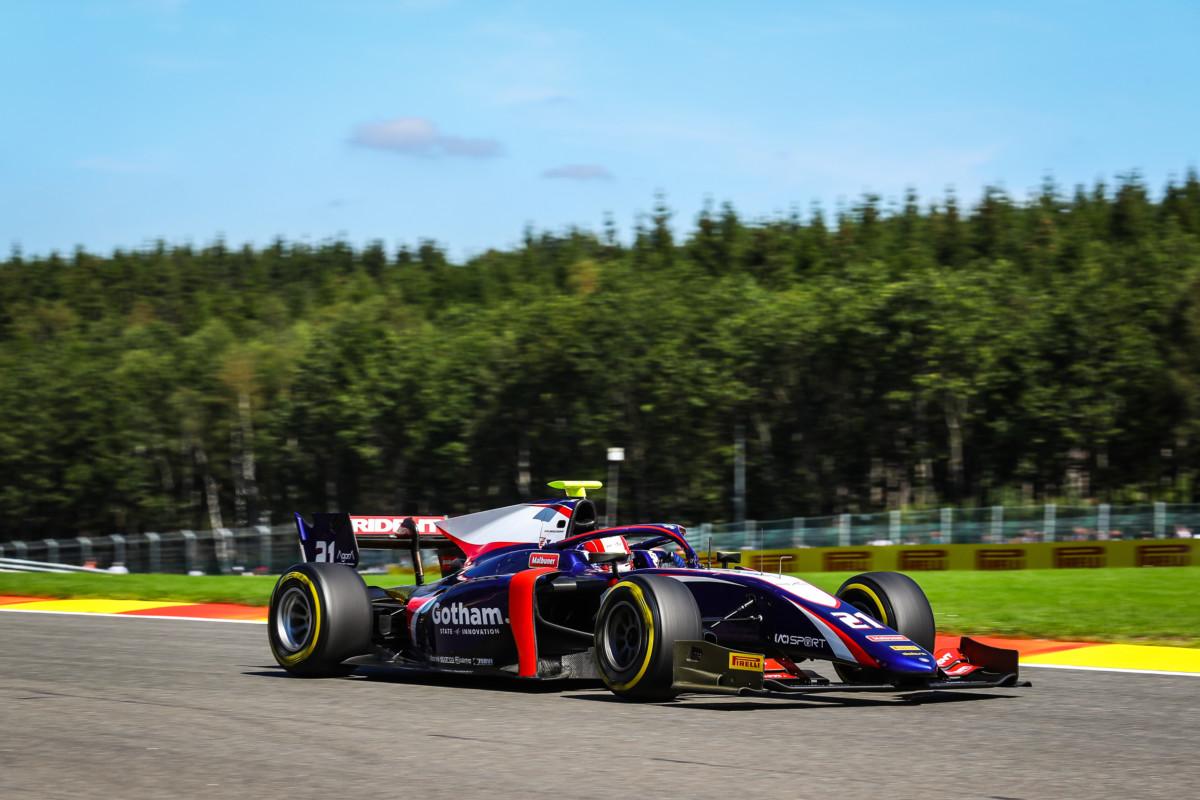 F2: a Monza Boschung cede l'unica Trident ad Alesi