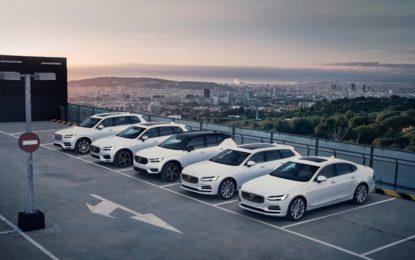 Volvo Cars: in agosto +10,2% per le vendite globali