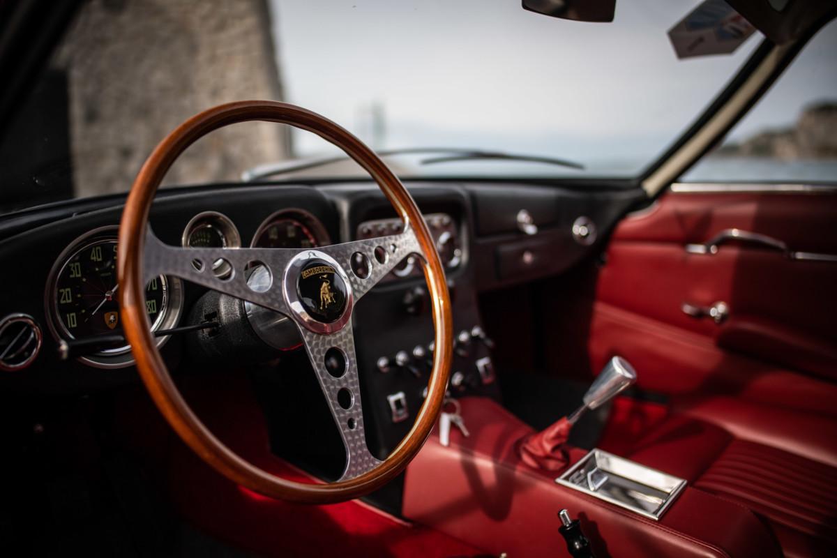 """""""Lamborghini & Design"""": la 350 GT del 1964 Best in Show"""