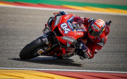 Ducati pronta per il GP del Giappone