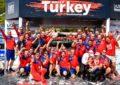 Turchia: le Citroën C3 WRC ai primi due posti
