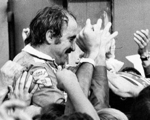 Club Italia: una serata per Clay Regazzoni