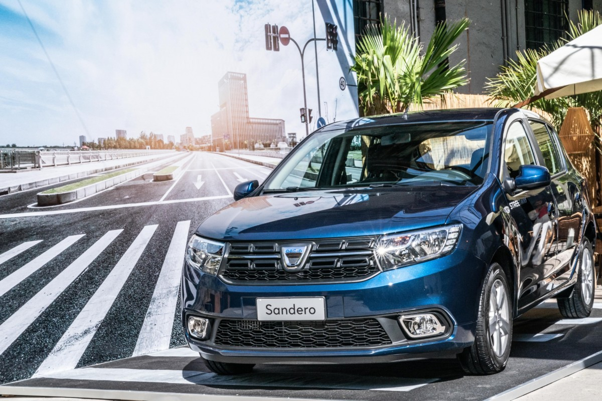 Dacia leader in Italia per il GPL