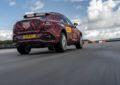 Aston Martin DBX: sviluppo alle fasi finali