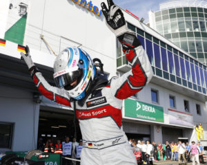 DTM: al Nürburgring Rast si laurea campione 2019