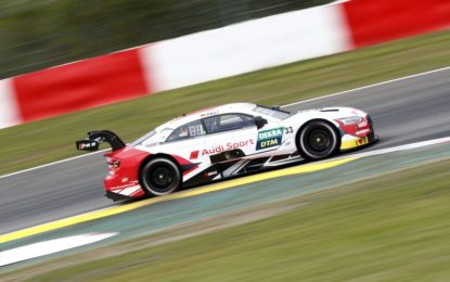 DTM: Rast si aggiudica la prima gara al Nürburgring