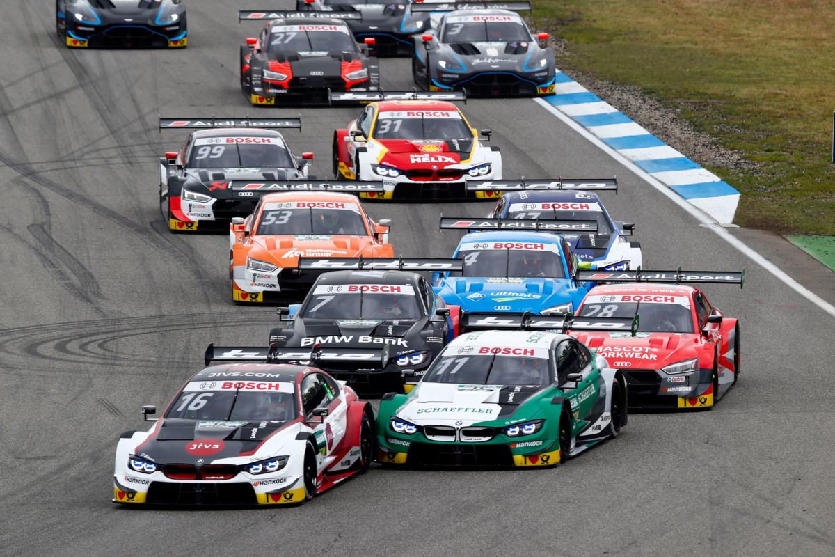Nel 2020 il DTM per la prima volta a Monza