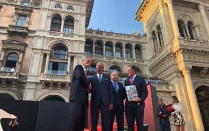 Firmato l'accordo: il GP d'Italia a Monza per almeno 5 anni!