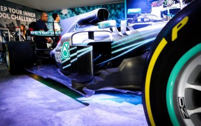 Allo stand Petronas a Monza si impara, si gioca e si cerca lavoro!