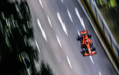 Leclerc abbonato alla pole! Davanti a Hamilton e Vettel