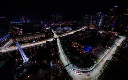 Singapore 2019: la griglia di partenza finale