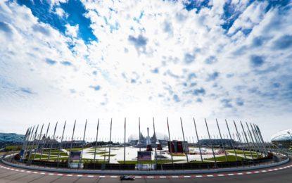 GP Russia 2019: la griglia di partenza ufficiale