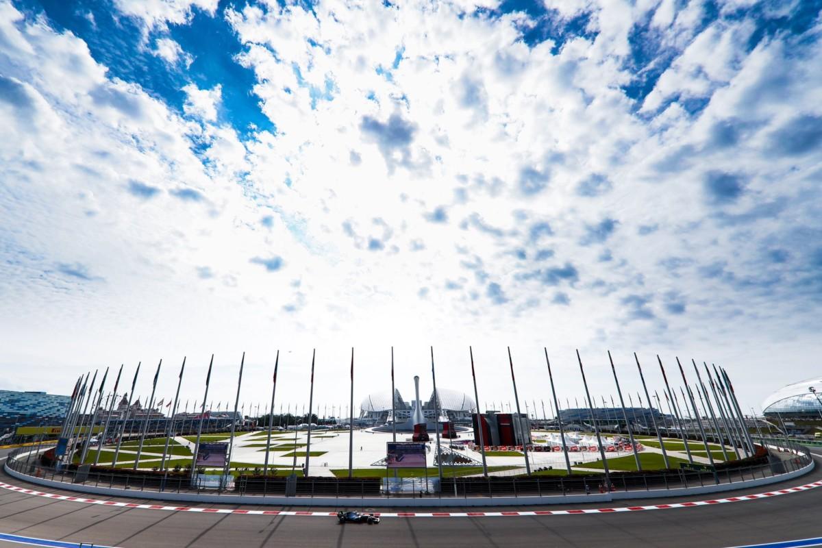 GP Russia 2020: gli orari del weekend in TV