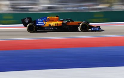 McLaren si conferma anche a Sochi. E Renault sta a guardare