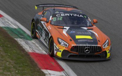 Nel 2020 Imola ospita la finale europea GT4