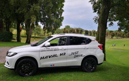 HAVAL H2: prosegue l'attività di lancio