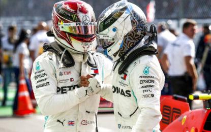 Rosberg incita Bottas a diventare l'ossessione di Hamilton