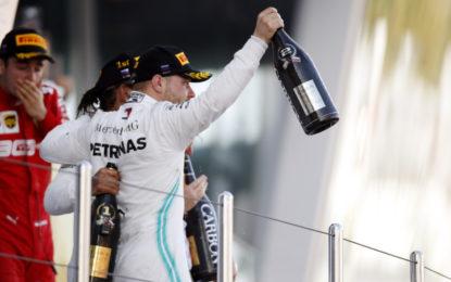 Russia: la Ferrari era predestinata. Ma è doppietta Hamilton-Bottas