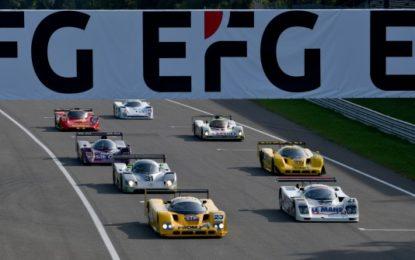 Al Monza Historic tornano in pista i gioielli del passato