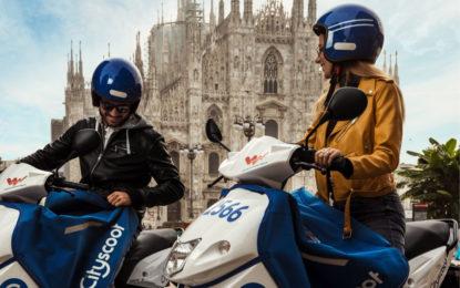 Milano su scooter sharing e micro mobilità: il parere di ANCMA