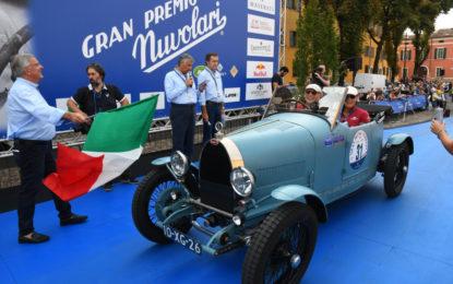 Il Gran Premio Nuvolari fa tappa al Museo Nicolis