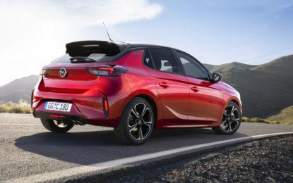 Opel Corsa tra le finaliste di AUTOBEST 2020