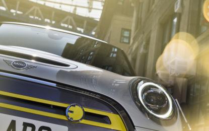 A Francoforte debutto elettrico per la MINI Cooper SE