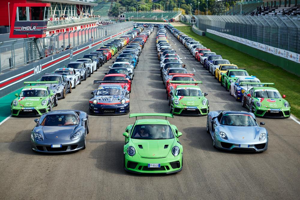 Misano pronto a ospitare il Porsche Festival 2019