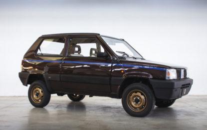 Garage Italia presenta Fiat Panda 4×4 Icon-e