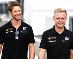 La Haas annuncerà i nuovi piloti in Portogallo