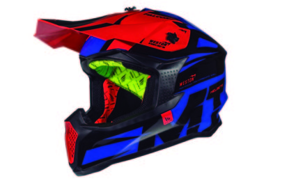 MT Helmets Falcon: off-road in sicurezza