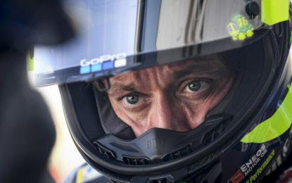 """Valentino Rossi: """"Possiamo fare una bella gara"""""""