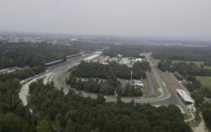 Inizia oggi il weekend del GP d'Italia in TV