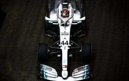 Hamilton, Verstappen, Vettel nelle FP2 a Singapore