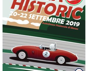 Monza Historic: 300 auto storiche in pista nel weekend