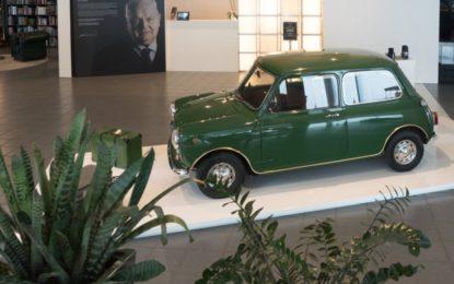 Al Museo Nicolis i 60 anni della Mini Minor