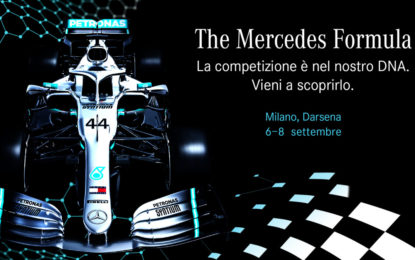 "Alla Darsena ""The Mercedes Formula"""