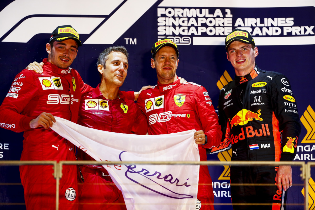 "Minardi post-Singapore: ""La Ferrari è rinata"""
