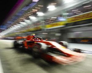 Le notti rosse di Singapore