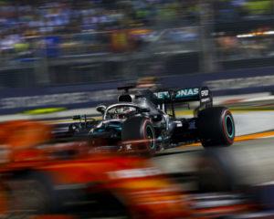 """Hamilton: """"Ferrari più affamata della Mercedes"""""""