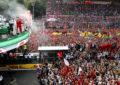 Oltre 4 milioni di spettatori ai GP nel 2019. E Monza record!