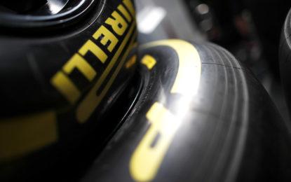 Nel GP degli USA primo assaggio della gamma pneumatici 2020