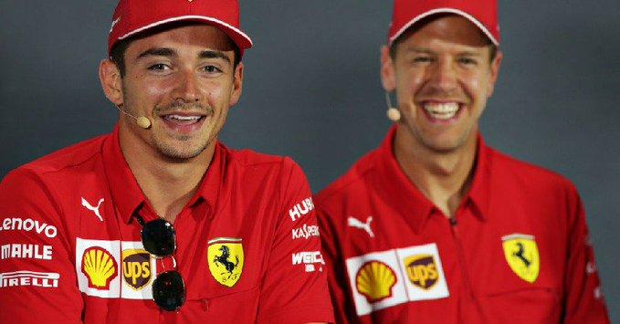Nel 2020 Leclerc vuole lottare per il Titolo con Vettel