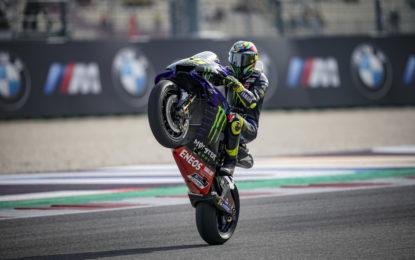"""Rossi: """"Sarebbe stato bellissimo salire sul podio"""""""