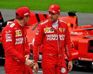 Irvine incensa Leclerc. E stronca Vettel