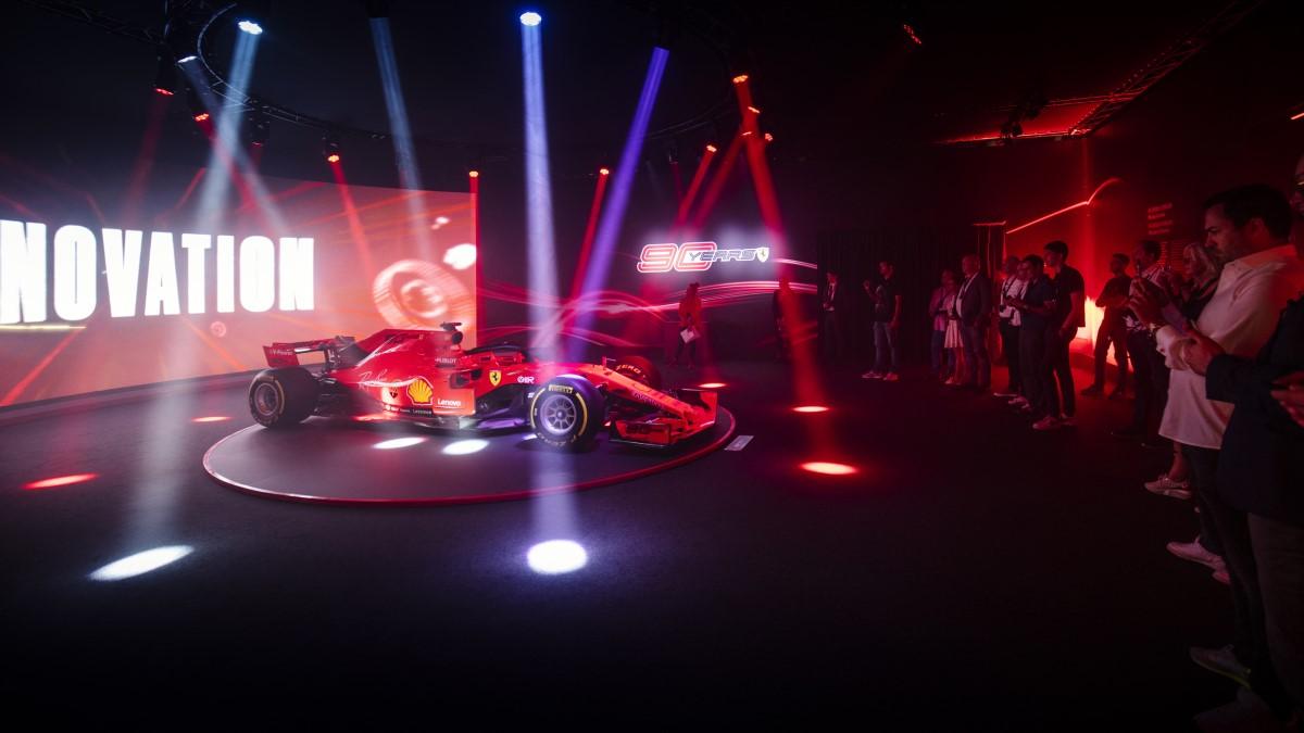 Universo Ferrari: in un mese oltre 14.000 visitatori