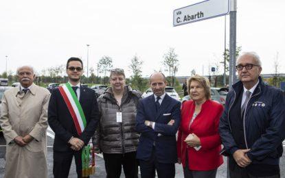 A Torino intitolata una via a Carlo Abarth