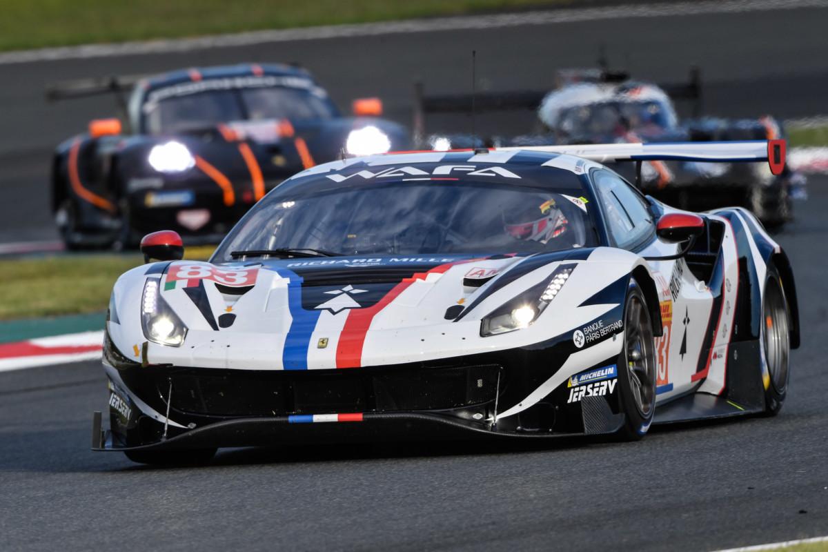 WEC: Ferrari sul podio nella LMGTE Am alla 6 Ore del Fuji