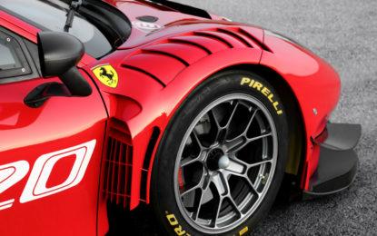 Nuovo Pirelli P Zero DHA per la Ferrari 488 Evo