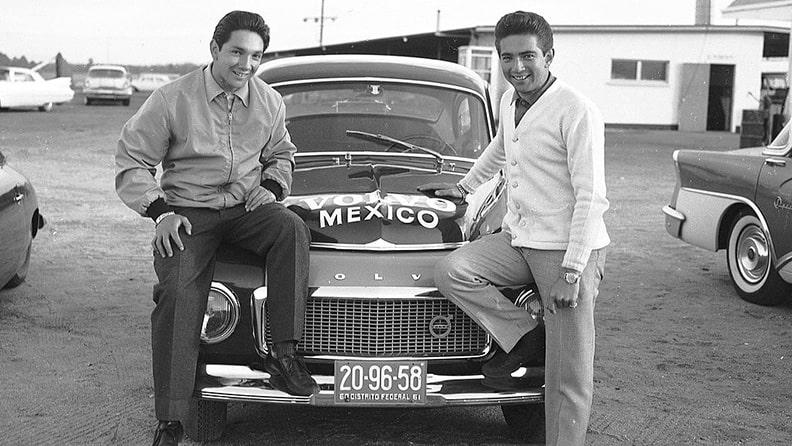 Il Messico e i suoi primi eroi nel motorsport